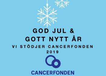 Cancerfonden 2019